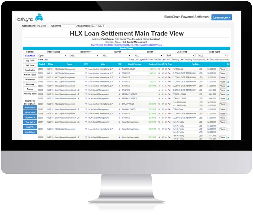 LoanBlock screenshot